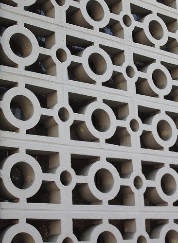 Best 25 Decorative Concrete Blocks Ideas On Pinterest Midcentury Outdoor Wall Art Concrete