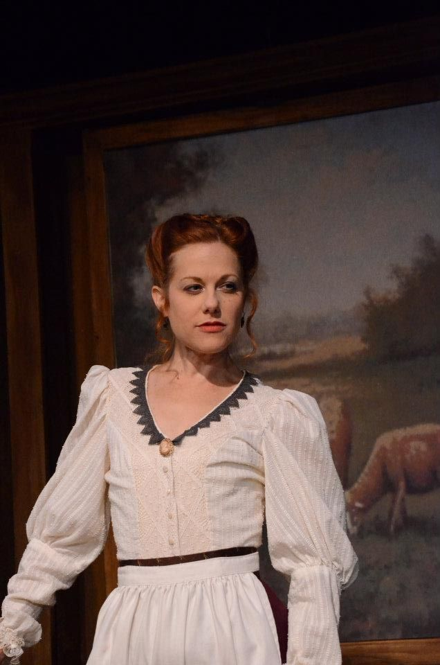 Playing Germaine in Picasso at the Lapin Agile