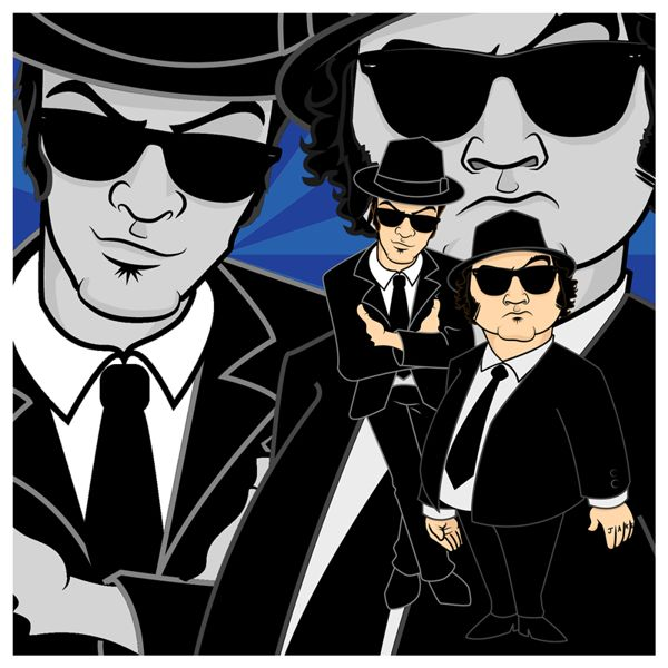 106 Miles To Chicago Blues Brothers Quote: 57 Best The Blues Brothers Images By FILMixer On Pinterest