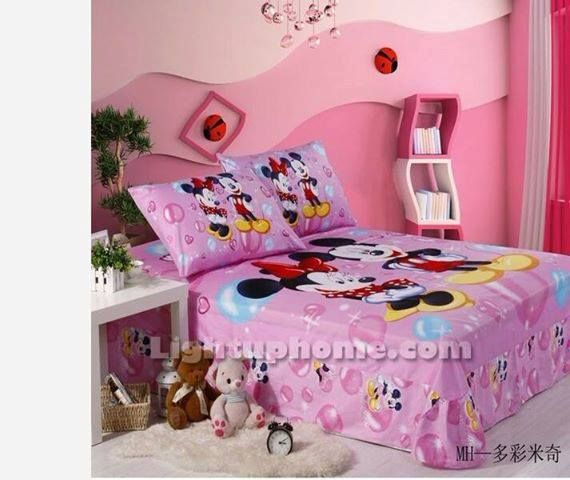25 Best Minnie Mouse Toddler Bedding Images On Pinterest