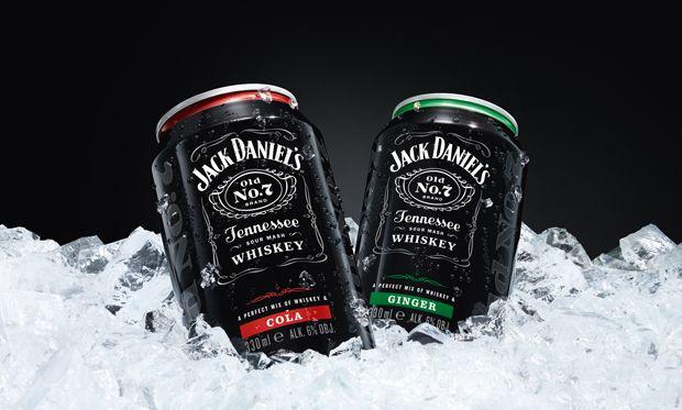 Jack Daniel's Cola/Ginger - Marketing na Cozinha | Marketing na Cozinha