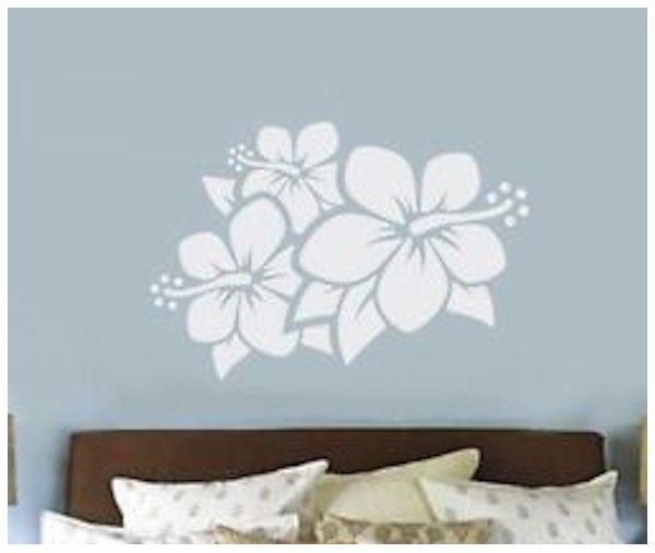 M s de 25 ideas incre bles sobre dibujo de flor hawaiana - Mezclar colores para pintar paredes ...