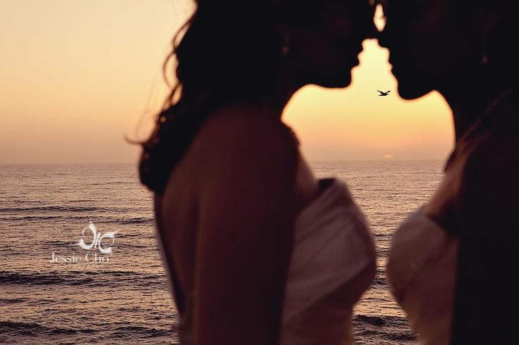 san francisco bay area wedding photographer · wedding · engagement ... Montara State Beach, Oceano Hotel; Half Moon Bay · St. Basil Church, Vallejo; Casal -- http://www.jessiechophotography.com/?/page/bd06/half-moon-bay-golf-link-wedding/