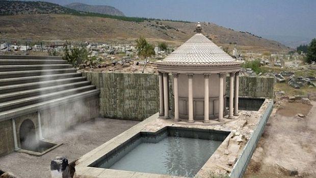 Staří Řekové a Římané věřili, že na východě světa se nachází vchod do podsvětí. Archeologové tvrdí, že ho objevili.