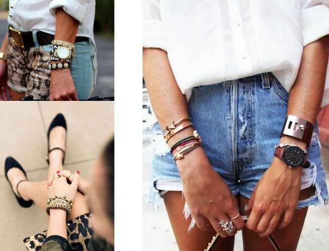 www.poetesbcn.com #outfit ideas #streetstyle # watch #bracelet