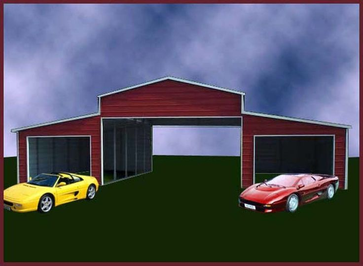 695 Metal Carports Kits : Ideas about steel garage buildings on pinterest