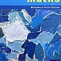 Programmation annuelle Petite Section d'après « Vers les maths » Accès Edition
