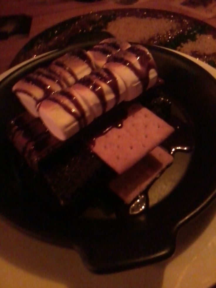 Marshmallows In Chocolate Cake