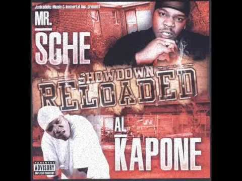 Al Kapone & Mr. Sche Ft. Boss Bytch, Kay-9, M-Child & Nasty Nardo - Stre...