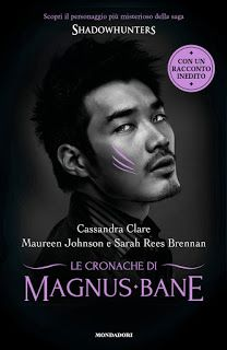 Le Cronache di Magnus Bane di Cassandra Clare, Maureen Johnson, Sarah Rees Brennan  #magnusbane #recensione #libri #cassandraclare #malec #shadowhunters