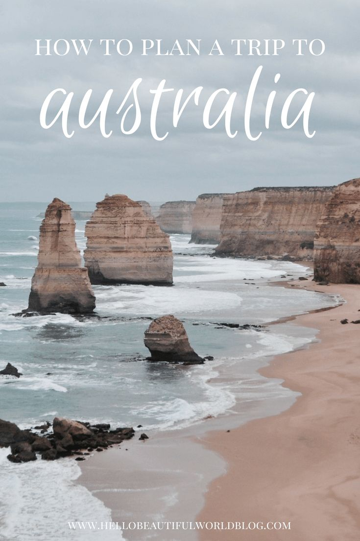 It's official, y'all! We're headed Down Under! Choosing a travel destination is always difficult, especially when you're like us and have dreams to ...