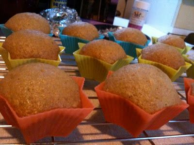 So what do you eat?: Basic Fairy Cakes.