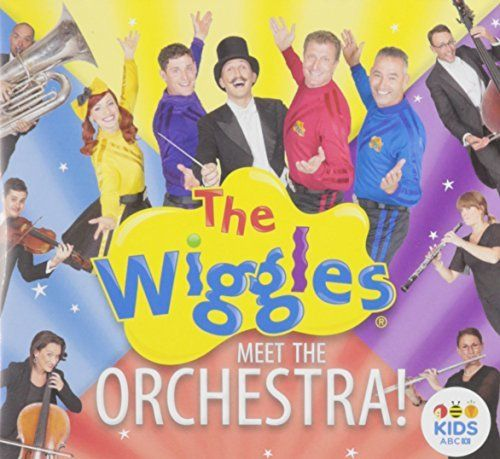 Wiggles - Wiggles Meet The Orchestra