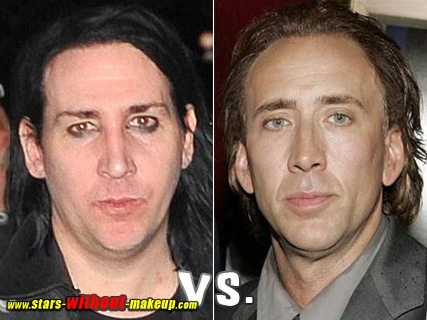 Marilyn Manson Without Makeup Marilyn Manson Without