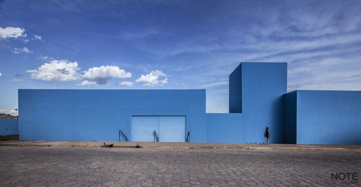 Museu da Cachaça.  Projeto: Carico Local: Salinas, Minas Gerais.