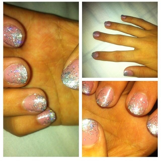 Gel Nails Done By Me