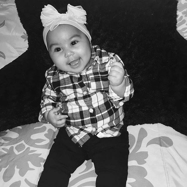 Little baby Aalyiah