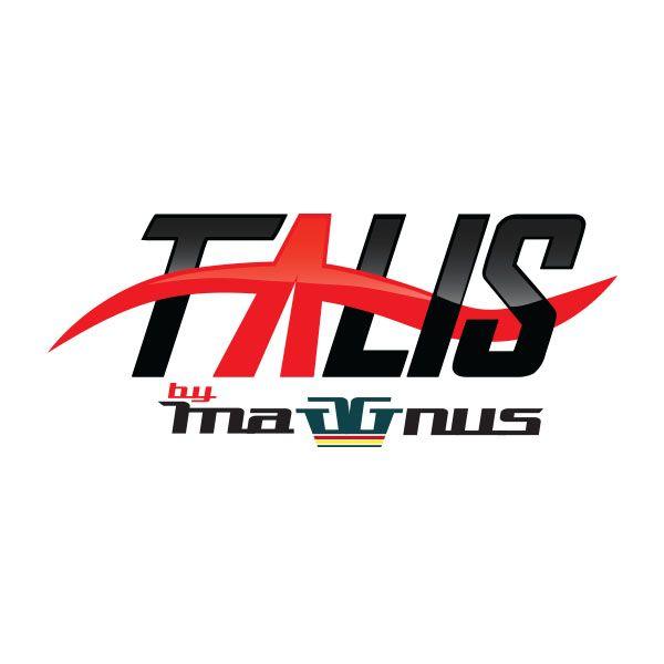 Logo de linea de productos para estética automotriz Talis