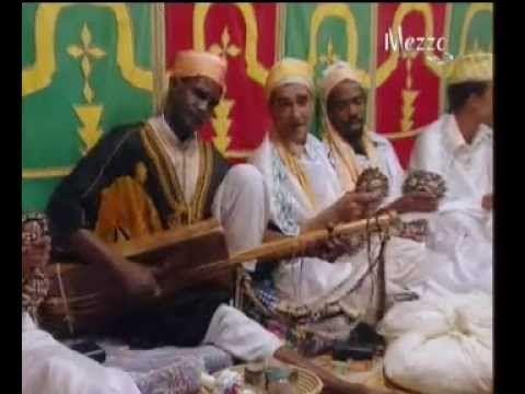Mezzo Documentary - Gnawa Musicians and Lila (Derdeba) Rituals