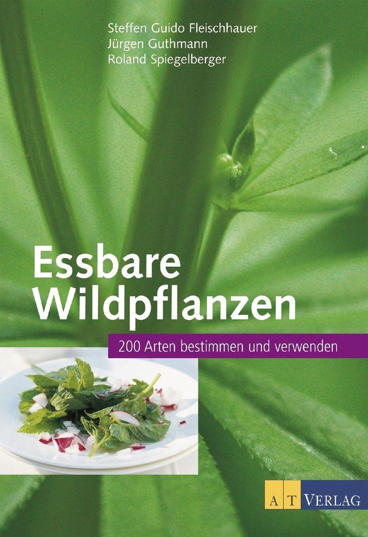 Essbare Wildpflanzen bestimmen
