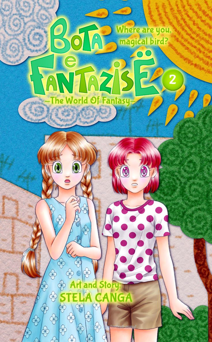 Bota e Fantazise (The World of Fantasy) - a manga by my sister. Chapter 02 Cover by starca.deviantart.com on @DeviantArt  Read it it for free in the link.  On Facebook: https://www.facebook.com/BotaEFantazise/ On Patreon: https://www.patreon.com/starca -- -- (Kjo manga eshte e disponueshme dhe ne shqip - shihni komentin me poshte)