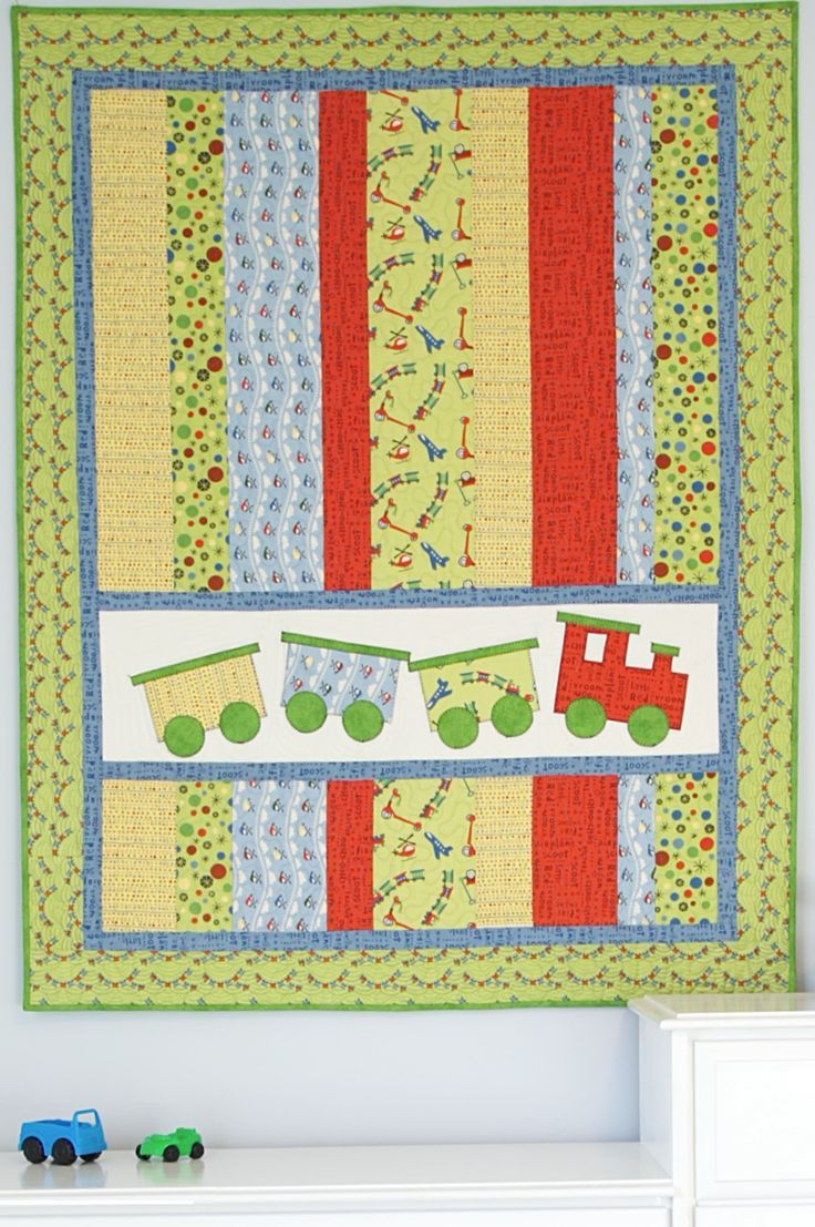 easy quilt patterns for kids - photo #17