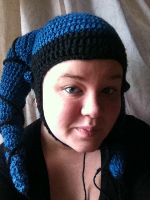 Star Wars Inspired Hat by tinyangryartmachine on Etsy, $32.00