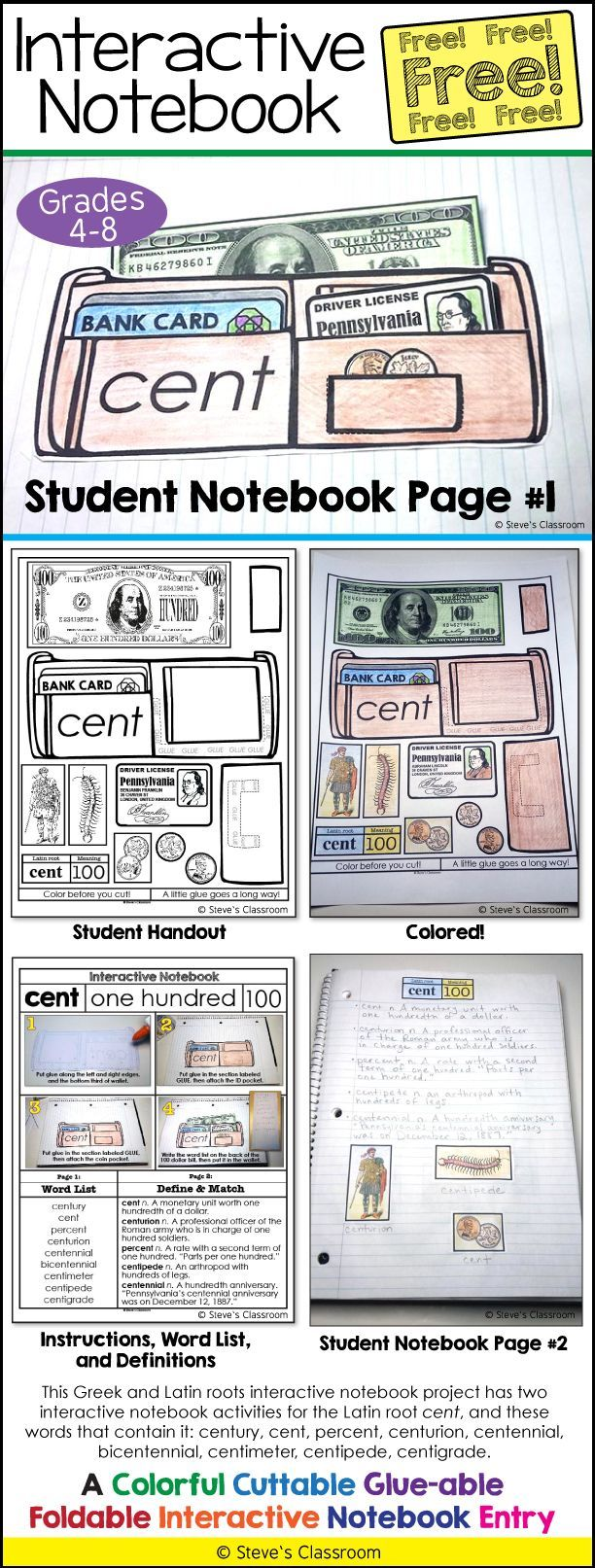 20 best {Middle School} Latin and Greek Roots images on Pinterest ...