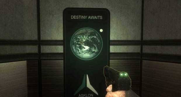 The Destiny/Halo easter egg that was removed from the remaster. [Halo 3: ODST]