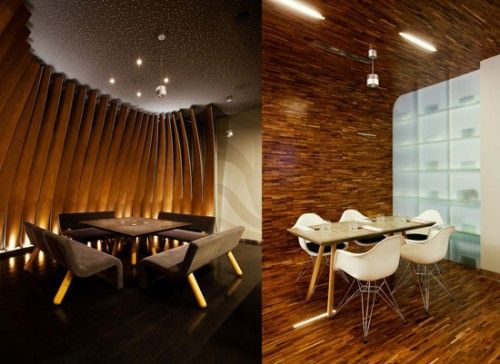Restaurant Design : Fou Zoo by SAD Architects