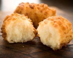 Beignets de purée (facile, rapide) - Une recette CuisineAZ