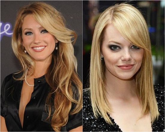 14 best celebrities hair extensions images on pinterest medium or long hot layered celebrity hair styles pmusecretfo Gallery