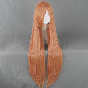 Eva евангелион сорю аска лэнгли / Oreimo косака kirino оранжевый Cos аниме косплей ну вечеринку парики 100 см + бесплатная парик Cap