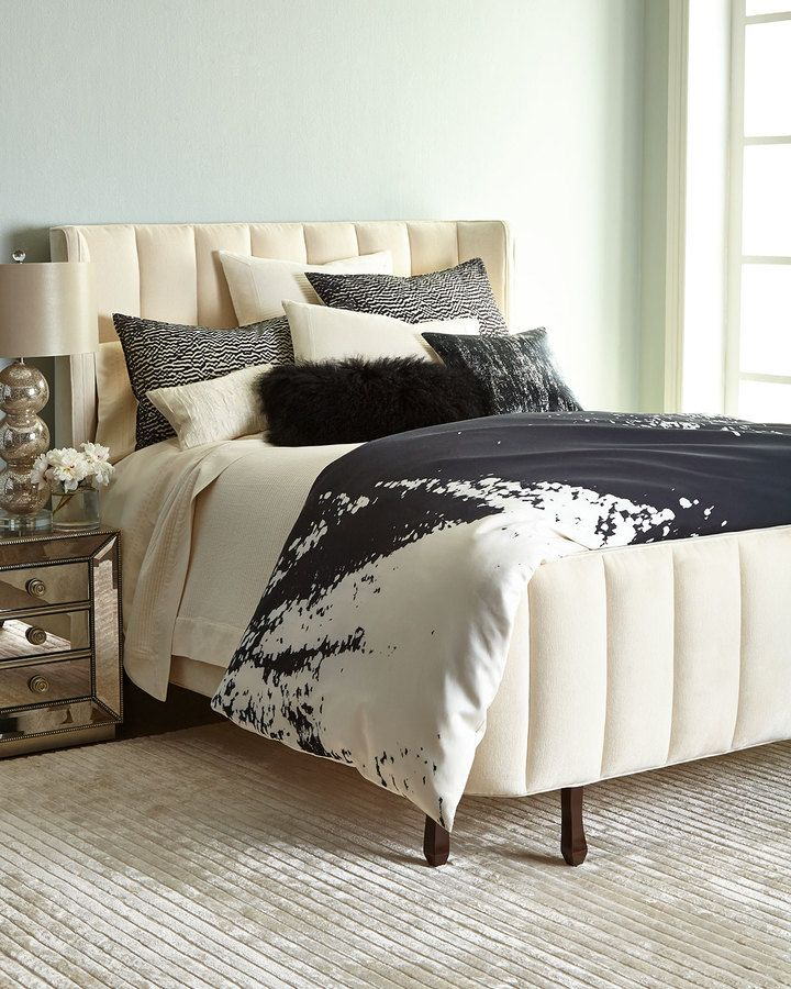 trending on shopstyle donna karan home midnight bedding shopstyle silk