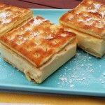 10 Minute Custard Slice
