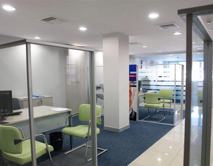 Finans Bank Şubeleri Ofis Aydınlatma Uygulamalarında Armatürlerimiz Kullanılmıştır. http://www.aleddin.com/ofis-aydinlatmasi