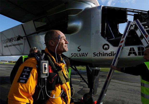 Solar Impulse 90 saatte Atlas Okyanusu'nu geçecek | TechnoLogic
