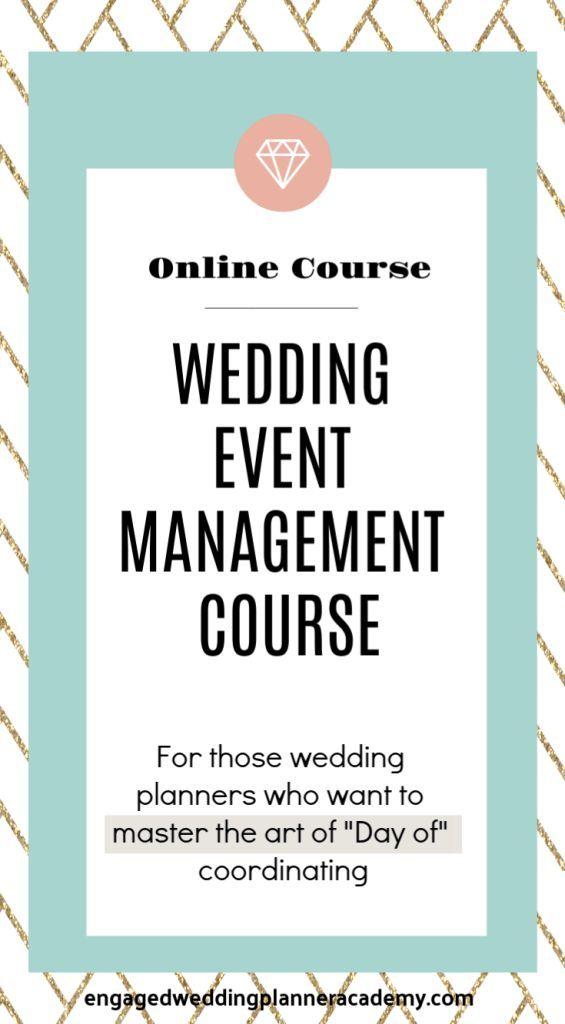 Wedding Planner Engaged Wedding Planner Academy Wedding Planner Business Event Management Wedding Planner Course
