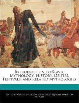 Introduction To Slavic Mythology - Paperback Barnes & Noble