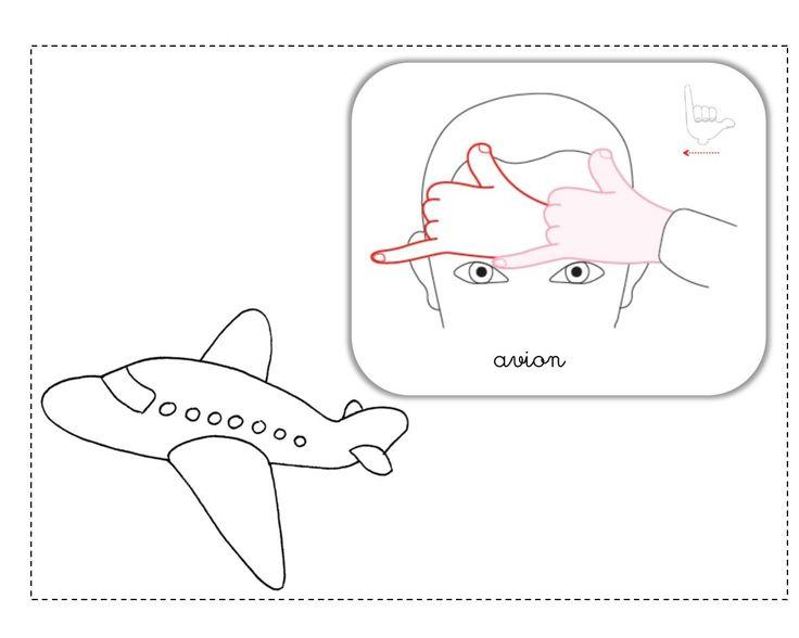 avion illustration LSF
