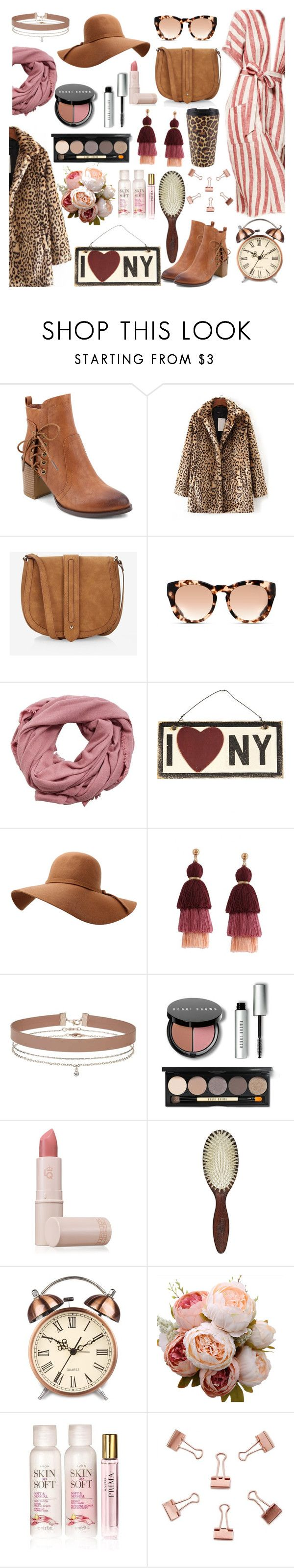 """""""Psalm 127:1"""" by mira-j ❤ liked on Polyvore featuring WithChic, Express, Michael Kors, MANGO, Miss Selfridge, Bobbi Brown Cosmetics, Lipstick Queen, Christophe Robin, Avon and Forever 21"""