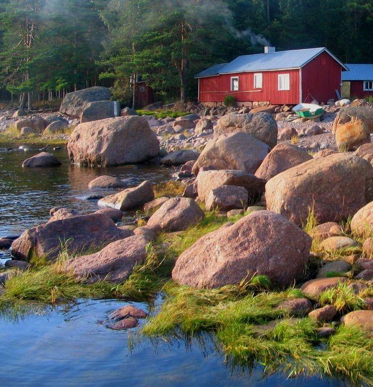 Kotka,Southern Finland..