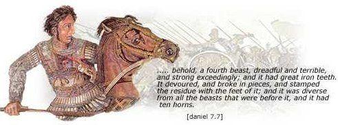 The ten-horned beast: Alexander the Great