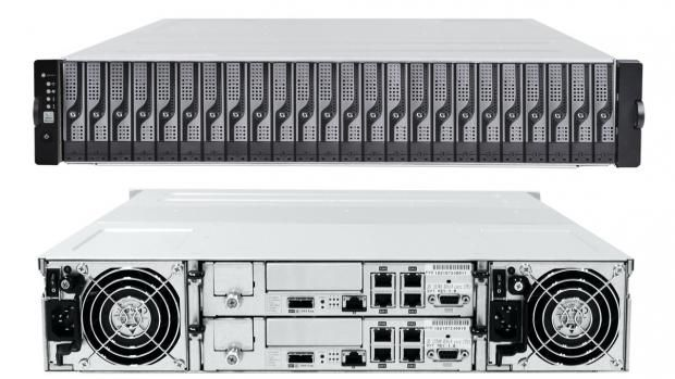 Infortrend re-invents entry-level storage for SMBs with an affordable high-speed hybrid array..
