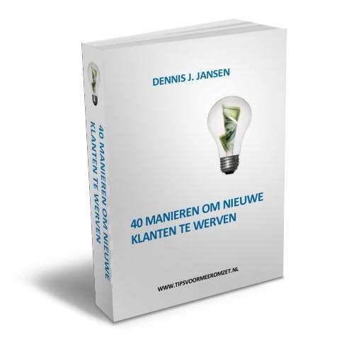 Leest: 40 manieren om nieuwe klanten te werven - Praktische verkooptips voor meer omzet