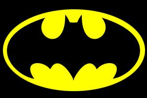 Batman Logo Clip Art | That's all, folks - the logo is ready.