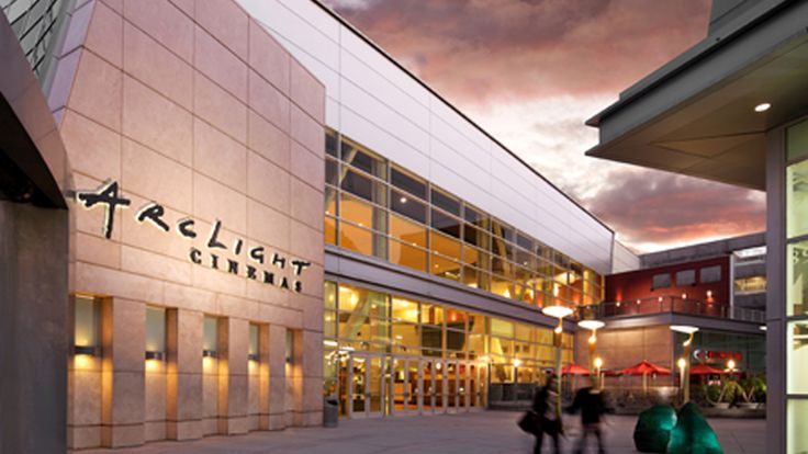 ArcLight Hollywood, movie theater in Los Angeles.