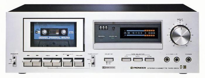 Pioneer CT-300   1979