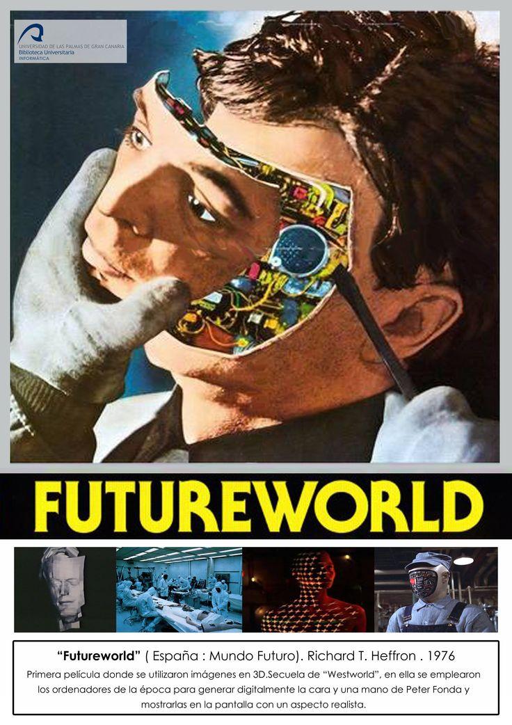 Mundo futuro [Vídeo]. -- USA. -- Barcelona : Manga Films, 1976. 1 videocasete (VHS) (100 min.): son., col. -- (Biblioteca de cine ; 82)
