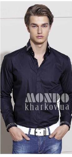 Мужская рубашка с шипами